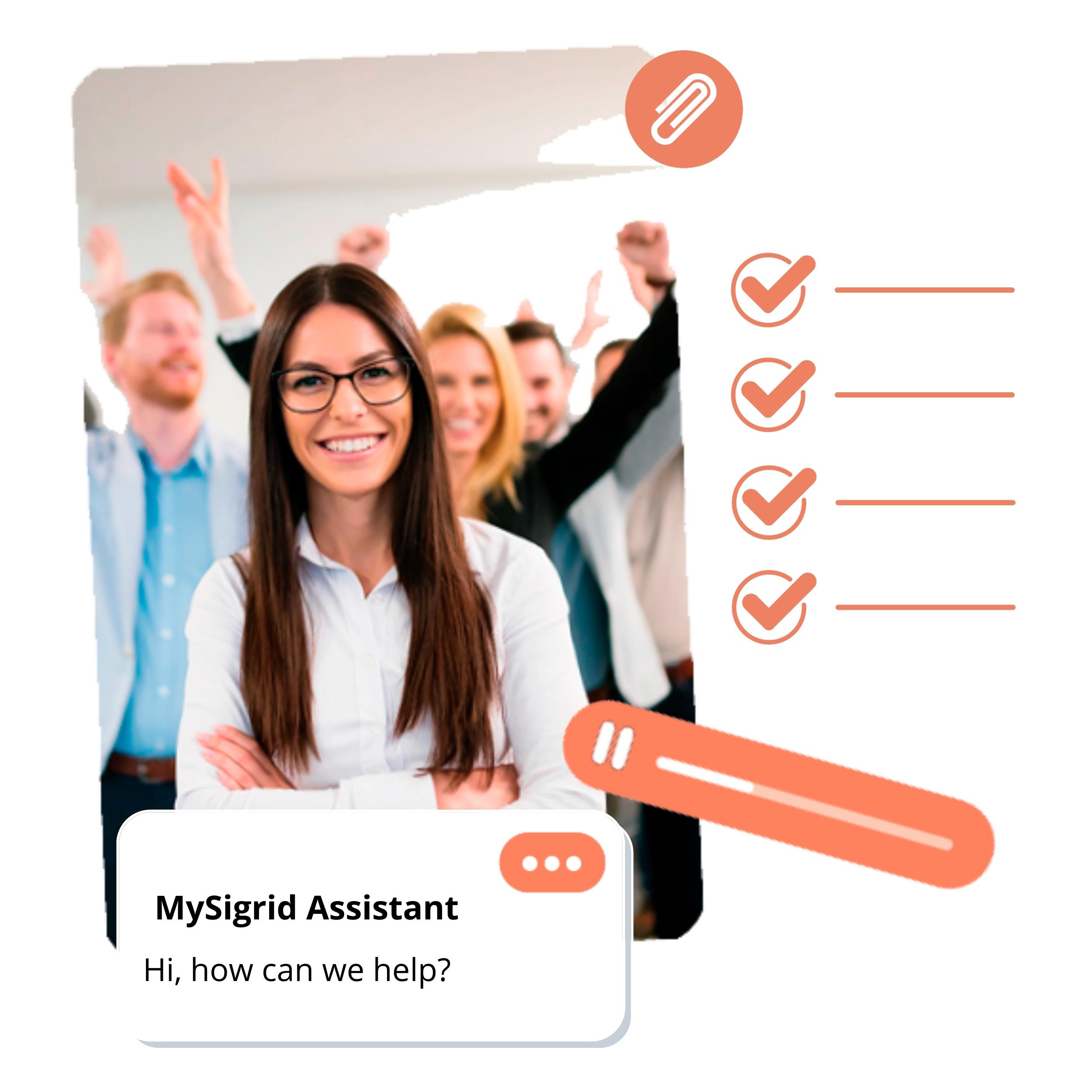 MySigrid Assistant