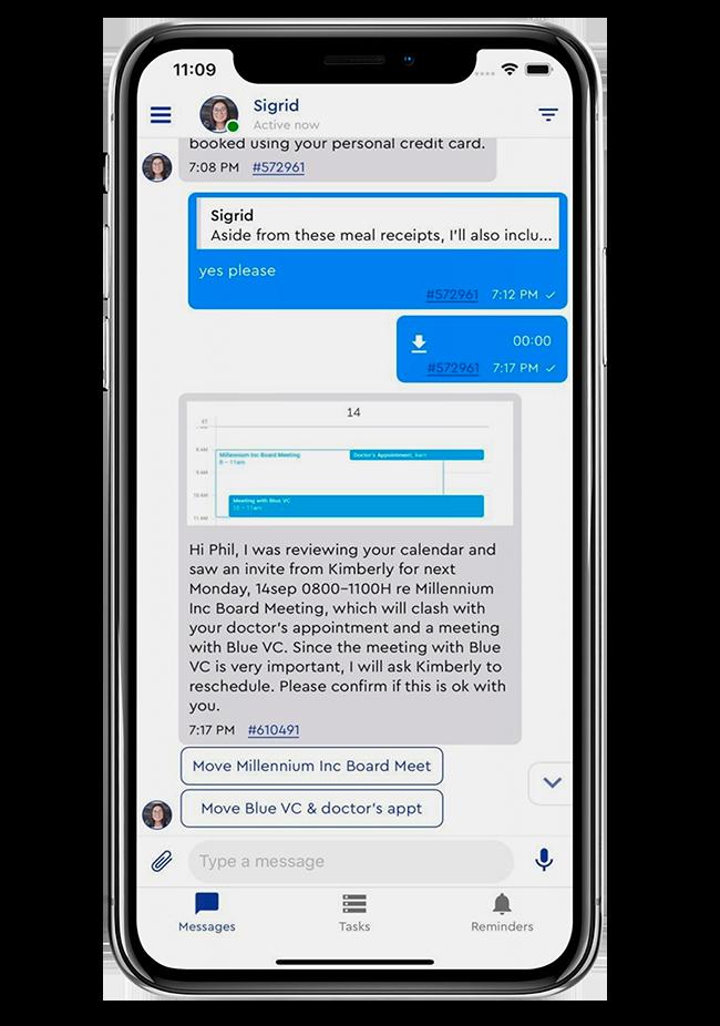 The Sigrid.AI To-Do-List mobile app